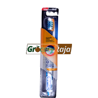 Oral B Clinic Soft Toothbrush 1 pc