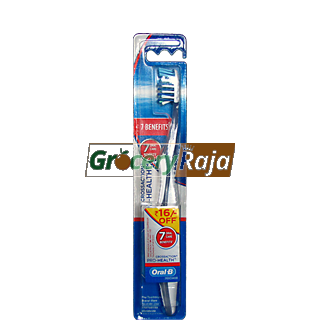 Oral B Crossaction 7 Benefits Soft Toothbrush 1 pc