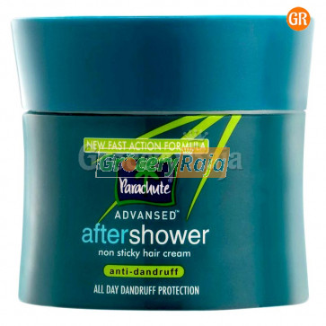 Parachute Advansed Aftershower Non Sticky Hair Cream 100 gms