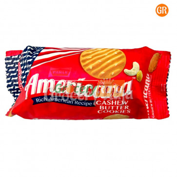 Parle Americana Cashew Butter Cookies Rs. 10