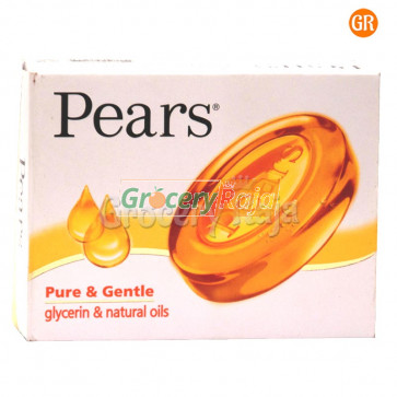 Pears Pure and Gentle Soap 125 gms