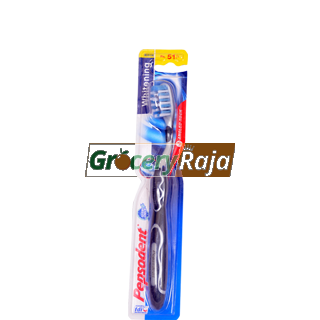Pepsodent Germi Check Whitening Toothbrush 1 pc