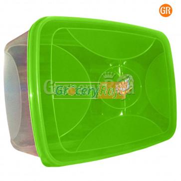 Plastic Box Storage Container 13.5 x 10 Inches No. 1010