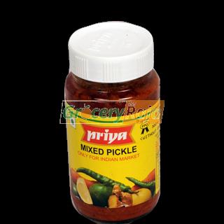 Priya Mixed Pickle 300 gms