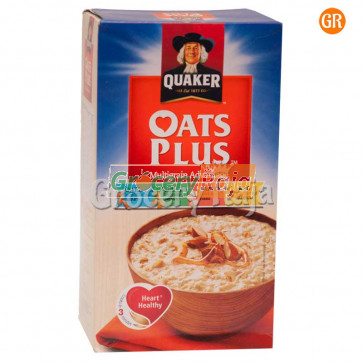 Quaker Oats Plus - Multigrain Advantage Carton 600 gms