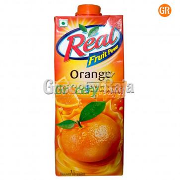 Real Orange Juice 1 Ltr