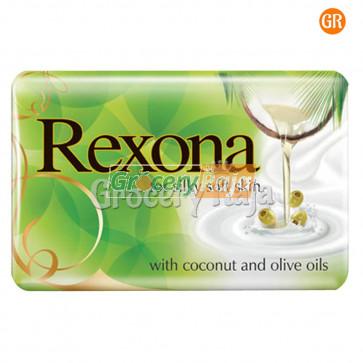 Rexona Bathing Soap - Coconut and Olive Oils 150 gms