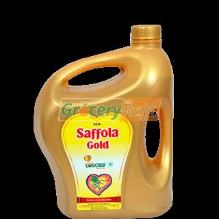 Saffola Gold Losorb Oil Jar 5 ltrs