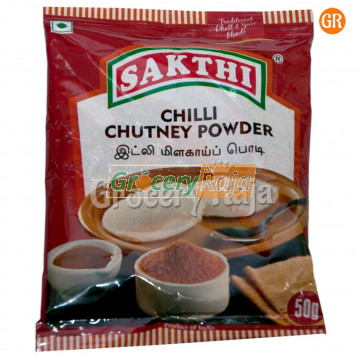 Sakthi Chilli Chutney Powder 50 gms