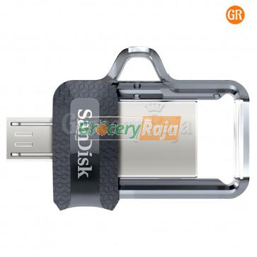 Sandisk Ultra Dual 64GB USB m3.0 OTG Pen Drive