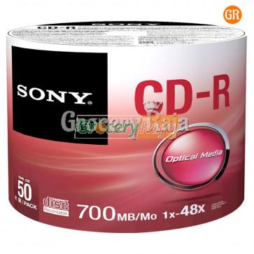 Sony CD (Pack of 50)
