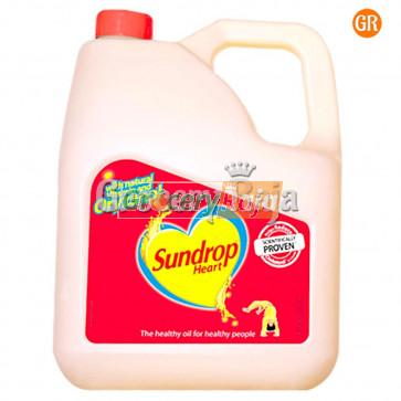 Sundrop Heart Vegetable Oil 2 Ltr