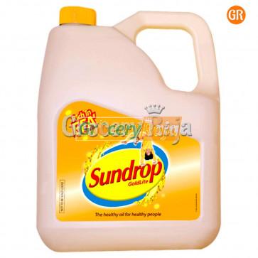Sundrop Oil GoldLite 5 Ltrs