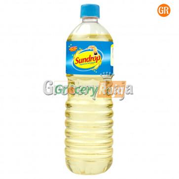 Sundrop Superlite Advanced Sunflower Oil Bottle 1 Ltr