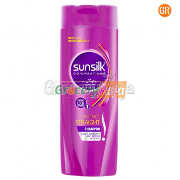 Sunsilk Perfect Straight Shampoo (Purple) 360 ml
