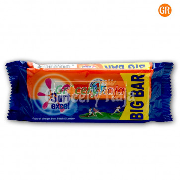 Surf Excel Detergent Bar 200 gms Pouch ( Pack of 4 )