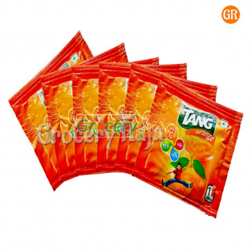 Tang Orange Rs. 5 Sachet (Pack of 6)