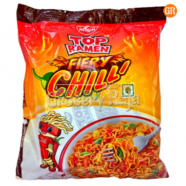 Top Ramen Fiery Chilli Noodles Rs. 10