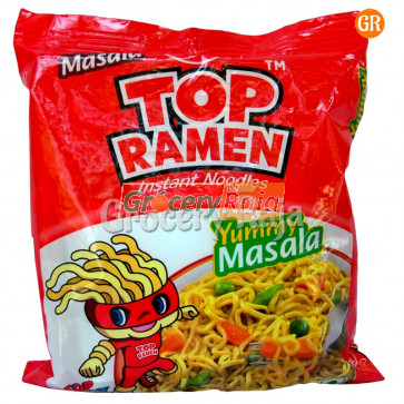 Top Ramen Yummy Masala Noodles Rs. 12