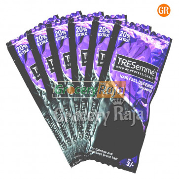 Tresemme Hair Fall Defense Shampoo Rs. 3 Sachet (Pack of 6)