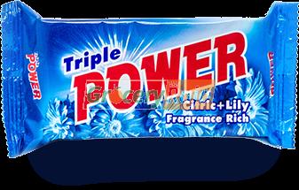 Power Detergent Bar - Triple Rs. 17