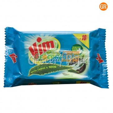 Vim Dishwash Bar - Anti Germ (Lemon & Neem) 130 gms