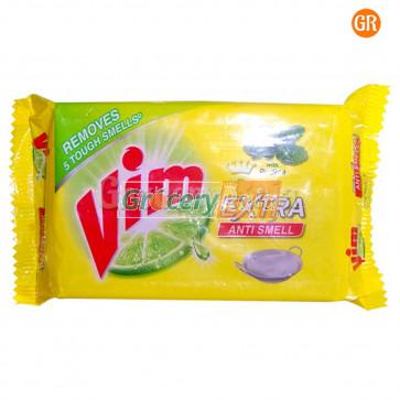 Vim Dishwash Bar Extra Anti Smell with Pudina 250 gms
