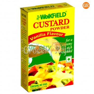 Weikfield Custard Powder - Vanilla Flavour 500 gms