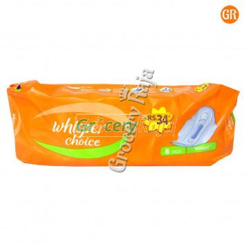 Whisper Choice Wings Sanitary 7 Pads