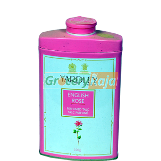 Yardley London English Rose Talcum Powder 250 gms
