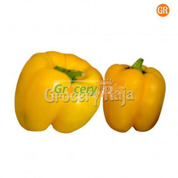 Yellow Capsicum (மஞ்சள் குடை மிளகாய்) 250 gms (1 to 2 nos)