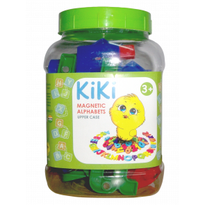KiKi Magnetic Alphabets - Upper Case