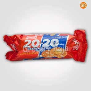 Parle 20-20 Cashew Butter Cookies Rs. 20