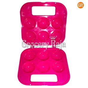 6 Egg Holder & Storage Box