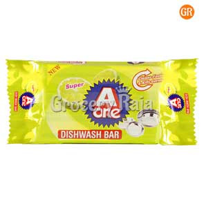 A One Dishwash Bar 75 gms