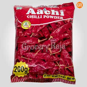 Aachi Chilli Powder 200 gms