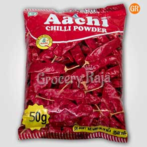 Aachi Chilli Powder 50 gms
