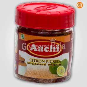 Aachi Citron Pickle 100 gms
