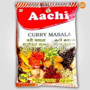 Aachi Curry Masala 50 gms