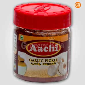 Aachi Garlic Pickle 100 gms