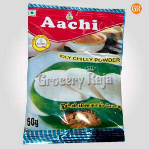 Aachi Idly Chilly Powder 50 gms