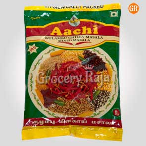 Aachi Kulambu Chilly Mixed Masala 50 gms