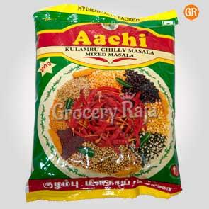 Aachi Kulambu Chilly Masala 100 gms