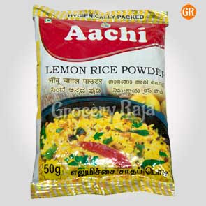 Aachi Lemon Rice Powder 50 gms