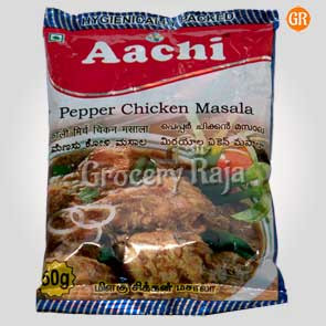Aachi Pepper Chicken Masala 50 gms