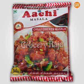 Aachi Chilli Chicken Masala 50 gms