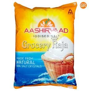 Aashirvaad Salt - Uppu (உப்பு) 1 Kg