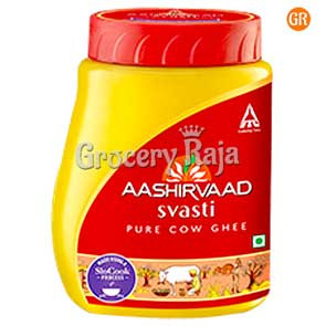 Aashirvaad Svasti Ghee 1 Ltr Jar