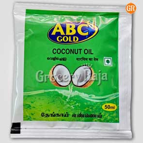 ABC Gold Cocount Oil 50 ml