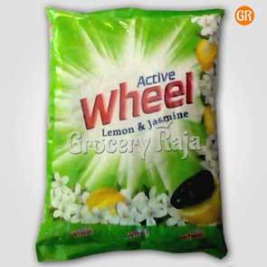 Active Wheel Detergent Powder - Lemon & Jasmine 1 Kg